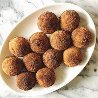 You Are Alive | Cardamom Doughnut-ish Tea Cakes