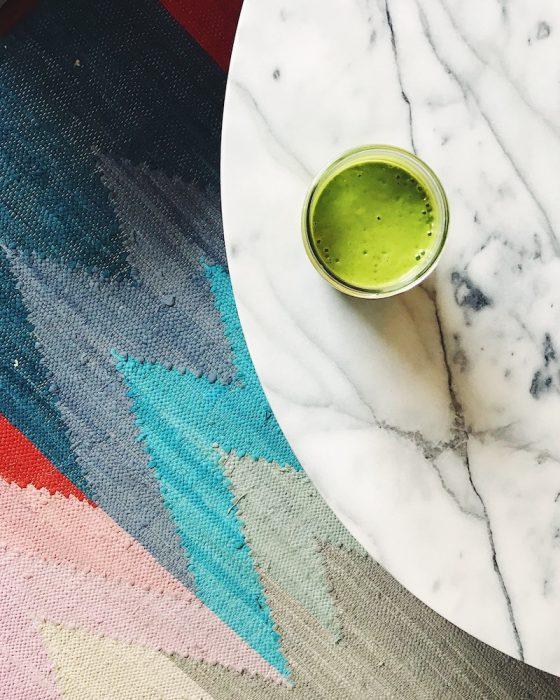Favorite Green Smoothie | Delightful Crumb