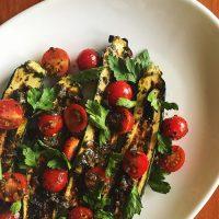 Caper-Raisin Vinaigrette for All Manner of Vegetables