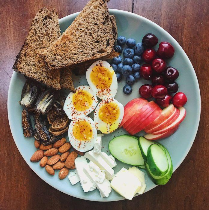 Snack Plate | Delightful Crumb